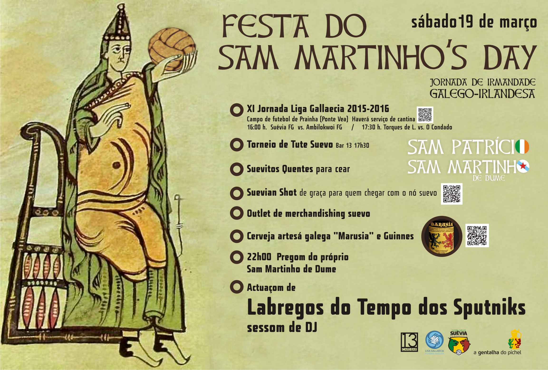 Sam-Martinhos-Day